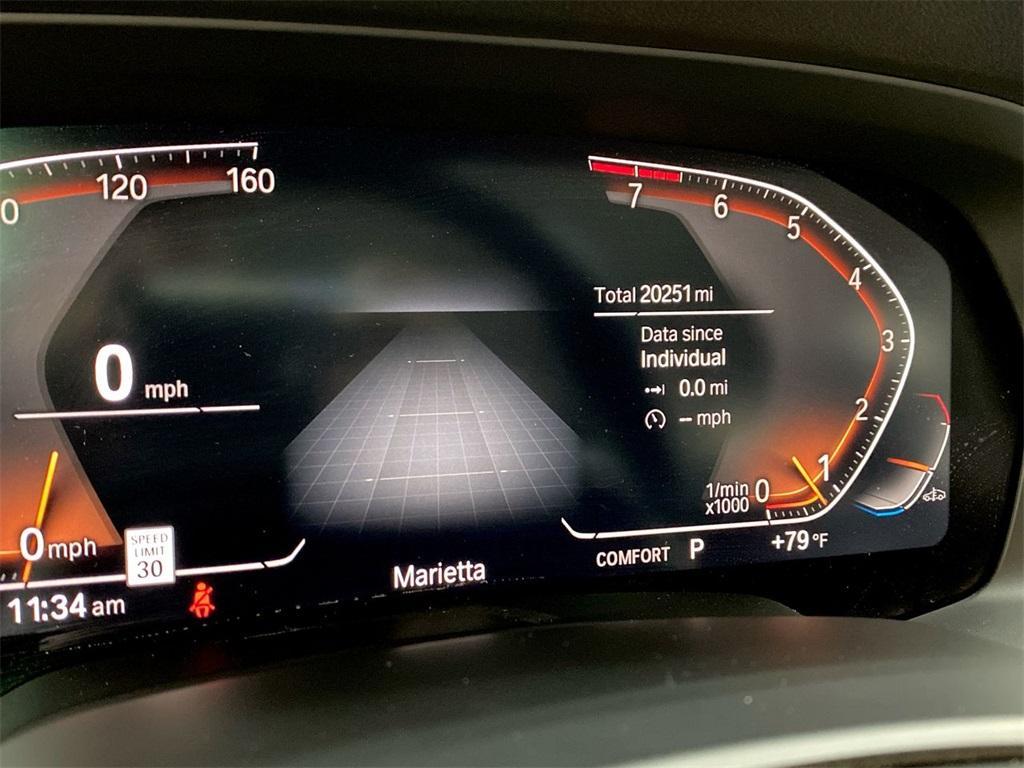 Used 2019 BMW X7 xDrive40i for sale $77,777 at Gravity Autos Marietta in Marietta GA 30060 25