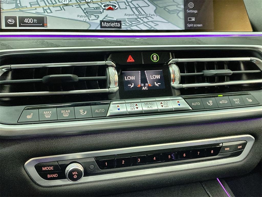 Used 2019 BMW X7 xDrive40i for sale $77,777 at Gravity Autos Marietta in Marietta GA 30060 33