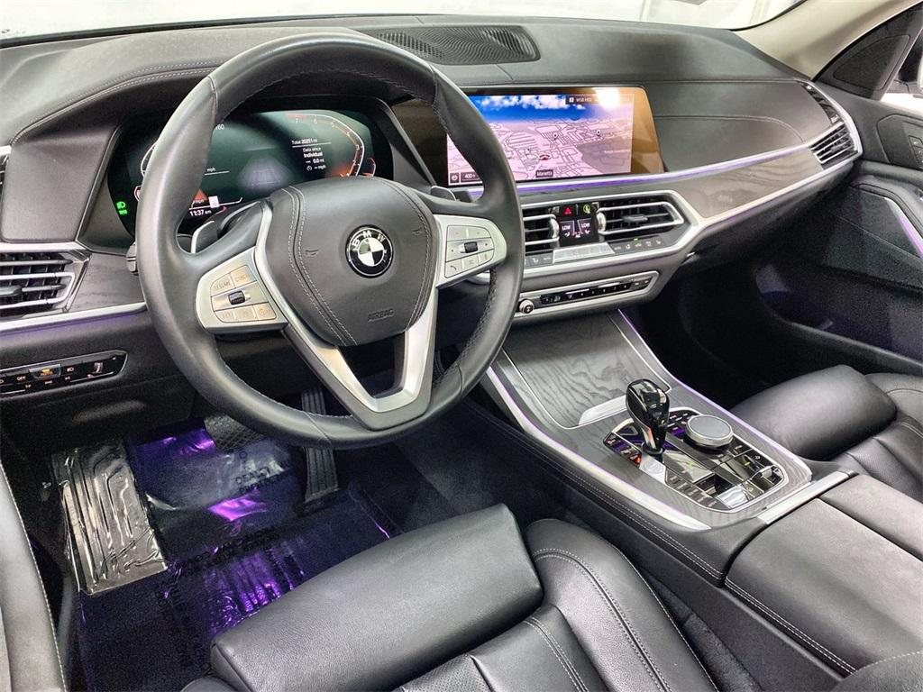 Used 2019 BMW X7 xDrive40i for sale $77,777 at Gravity Autos Marietta in Marietta GA 30060 39