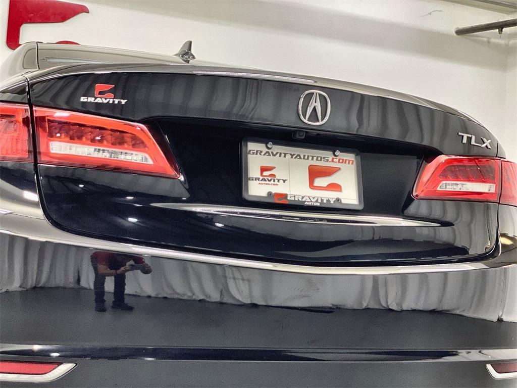 Used 2019 Acura TLX 2.4L Technology Pkg for sale $30,444 at Gravity Autos Marietta in Marietta GA 30060 10