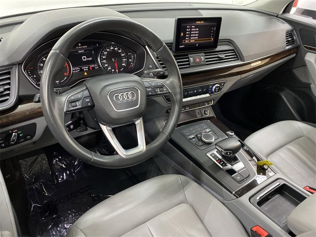 Used 2019 Audi Q5 for sale $33,498 at Gravity Autos Marietta in Marietta GA 30060 39