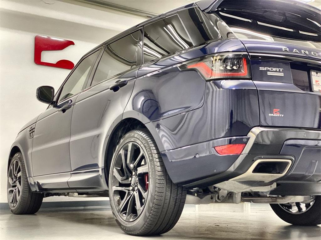 Used 2019 Land Rover Range Rover Sport Supercharged for sale $84,998 at Gravity Autos Marietta in Marietta GA 30060 11