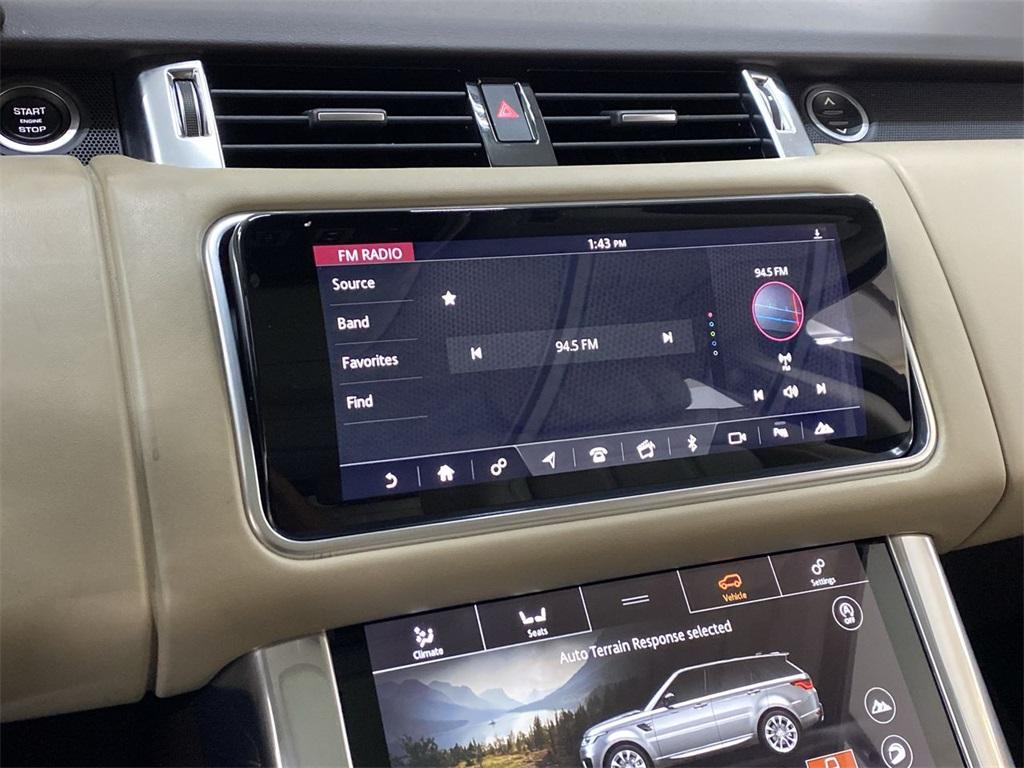 Used 2019 Land Rover Range Rover Sport Supercharged for sale $84,998 at Gravity Autos Marietta in Marietta GA 30060 34