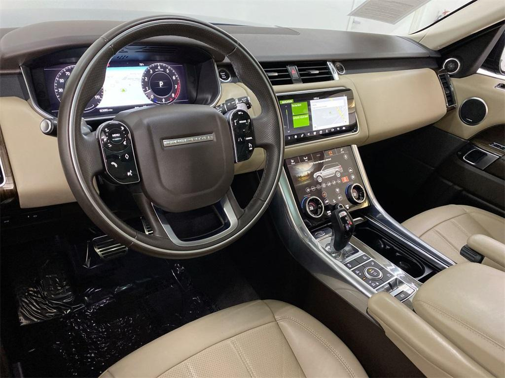 Used 2019 Land Rover Range Rover Sport Supercharged for sale $84,998 at Gravity Autos Marietta in Marietta GA 30060 42