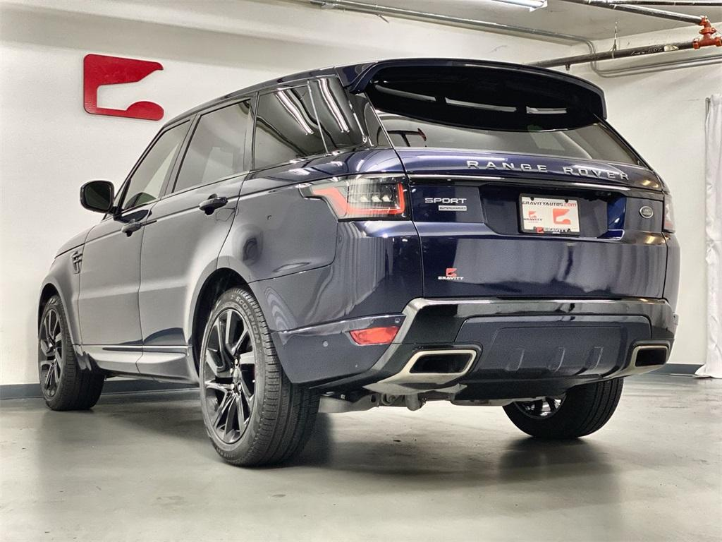 Used 2019 Land Rover Range Rover Sport Supercharged for sale $84,998 at Gravity Autos Marietta in Marietta GA 30060 6