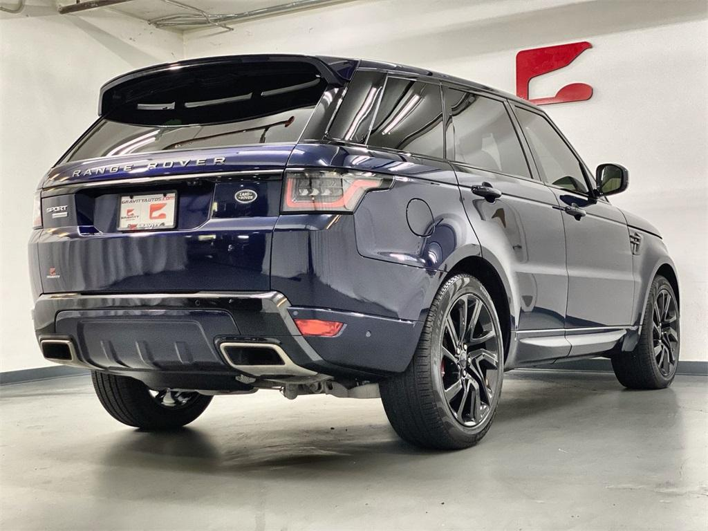 Used 2019 Land Rover Range Rover Sport Supercharged for sale $84,998 at Gravity Autos Marietta in Marietta GA 30060 7