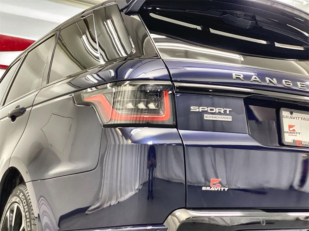 Used 2019 Land Rover Range Rover Sport Supercharged for sale $84,998 at Gravity Autos Marietta in Marietta GA 30060 9