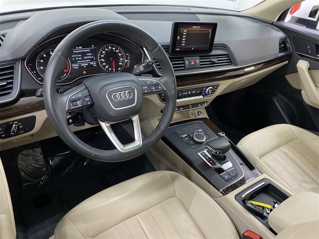 Used 2018 Audi Q5 2.0T Premium Plus for sale $34,998 at Gravity Autos Marietta in Marietta GA 30060 38