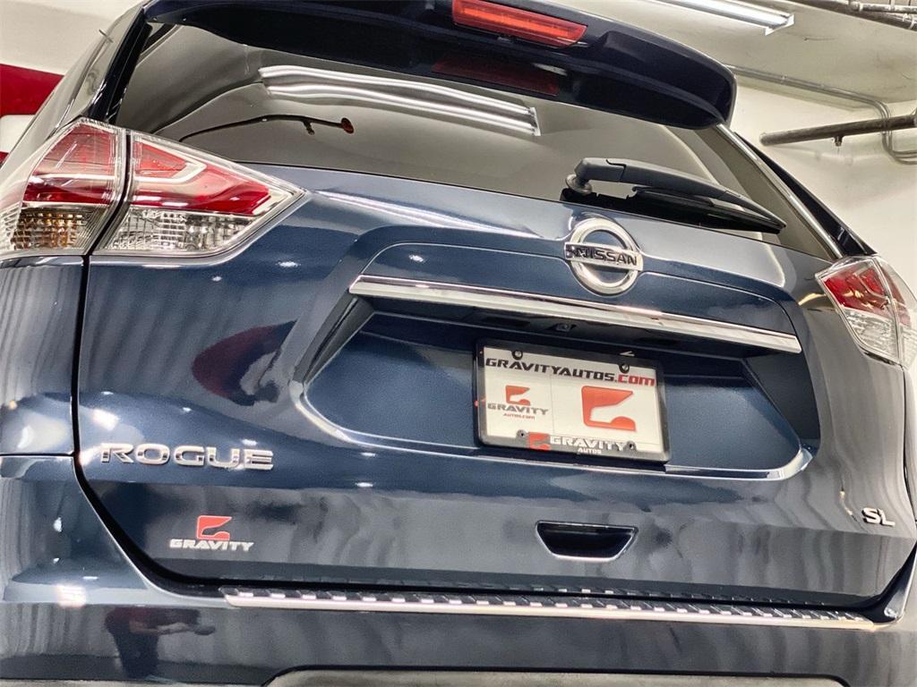 Used 2016 Nissan Rogue SL for sale Sold at Gravity Autos Marietta in Marietta GA 30060 10