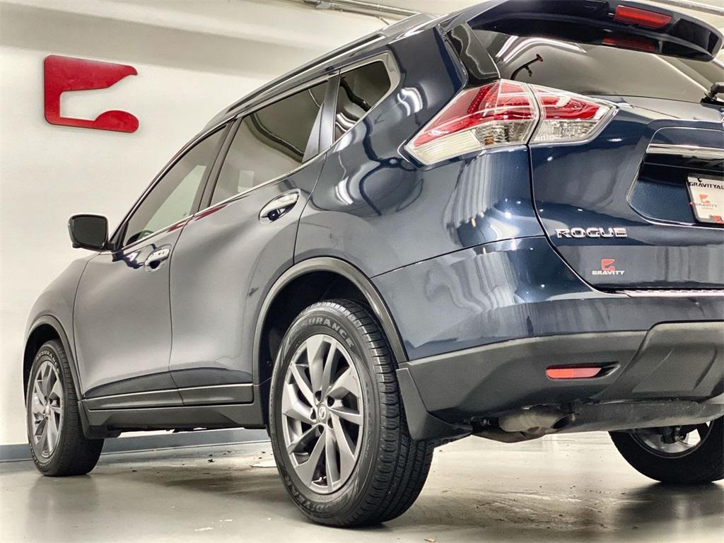 Used 2016 Nissan Rogue SL for sale Sold at Gravity Autos Marietta in Marietta GA 30060 11