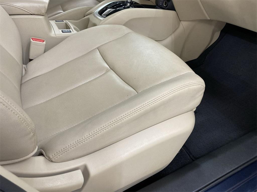 Used 2016 Nissan Rogue SL for sale Sold at Gravity Autos Marietta in Marietta GA 30060 18