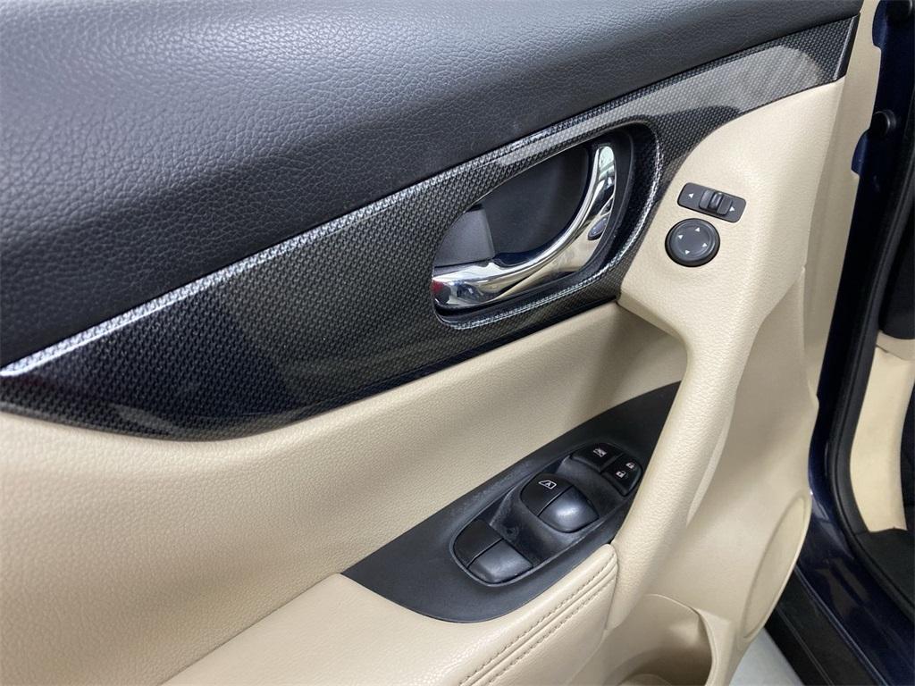 Used 2016 Nissan Rogue SL for sale Sold at Gravity Autos Marietta in Marietta GA 30060 19