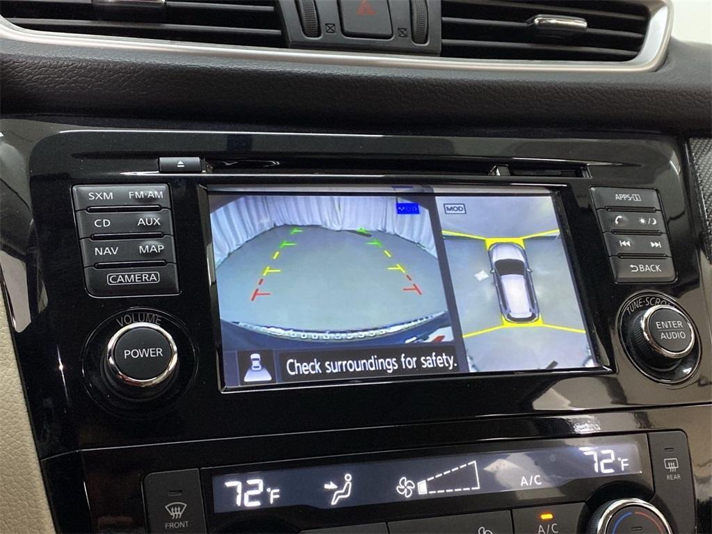 Used 2016 Nissan Rogue SL for sale Sold at Gravity Autos Marietta in Marietta GA 30060 30