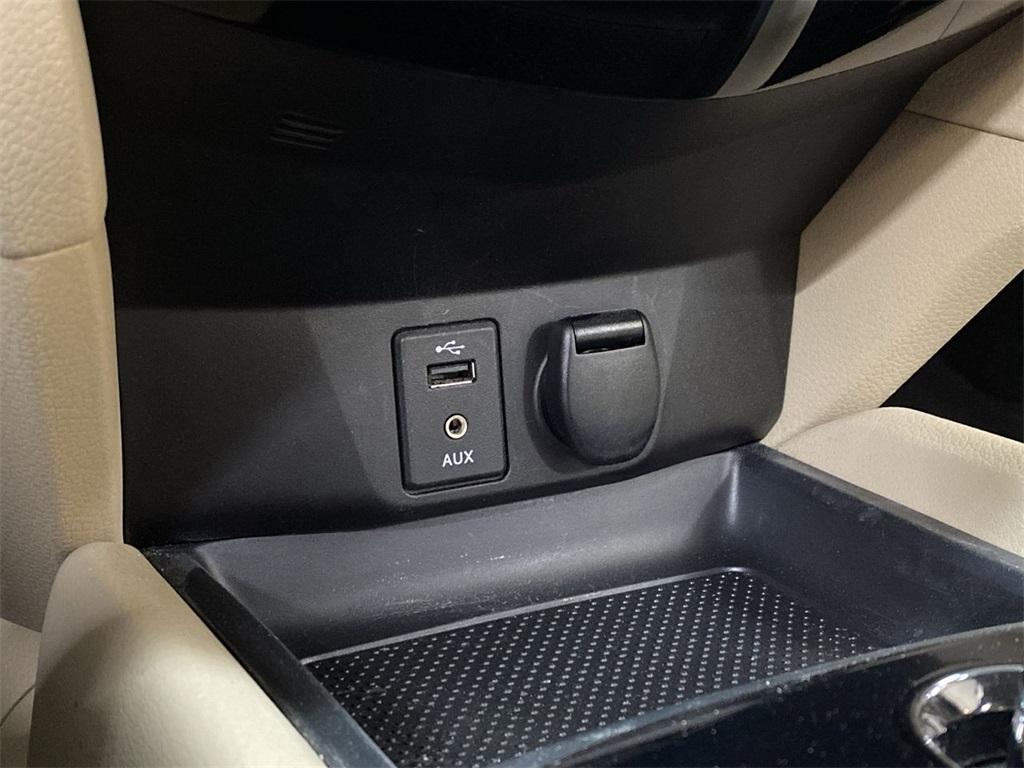 Used 2016 Nissan Rogue SL for sale Sold at Gravity Autos Marietta in Marietta GA 30060 36