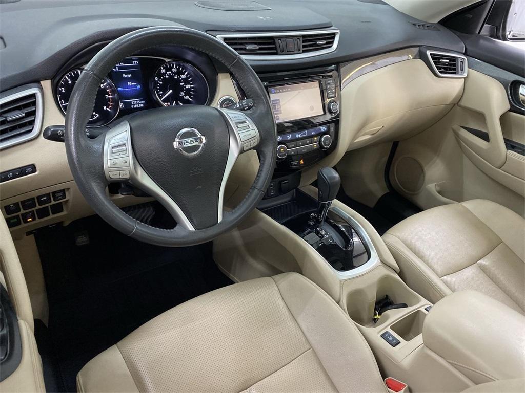 Used 2016 Nissan Rogue SL for sale Sold at Gravity Autos Marietta in Marietta GA 30060 39