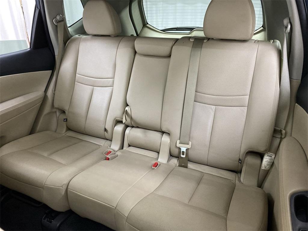 Used 2016 Nissan Rogue SL for sale Sold at Gravity Autos Marietta in Marietta GA 30060 40