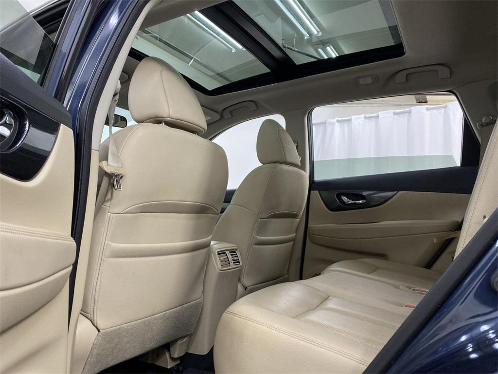 Used 2016 Nissan Rogue SL for sale Sold at Gravity Autos Marietta in Marietta GA 30060 41