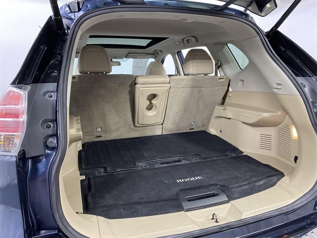 Used 2016 Nissan Rogue SL for sale Sold at Gravity Autos Marietta in Marietta GA 30060 47