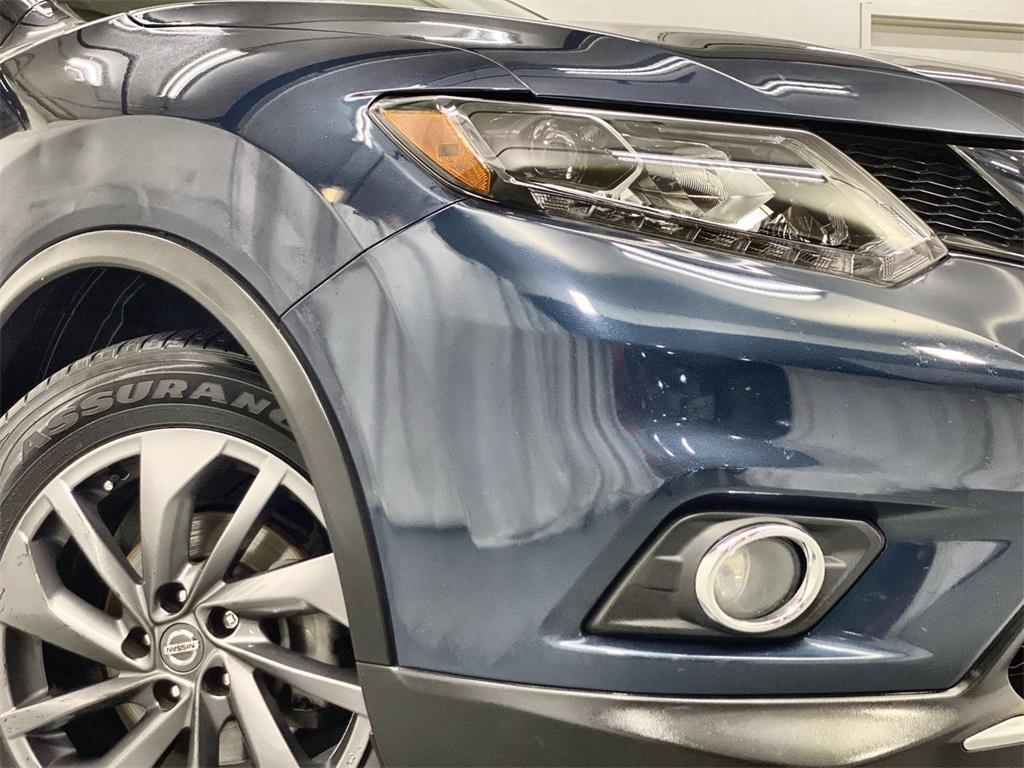 Used 2016 Nissan Rogue SL for sale Sold at Gravity Autos Marietta in Marietta GA 30060 8