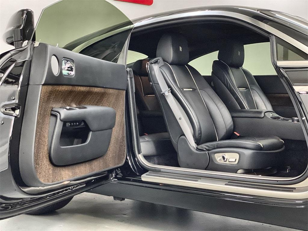 Used 2015 Rolls-Royce Wraith Base for sale $199,995 at Gravity Autos Marietta in Marietta GA 30060 15
