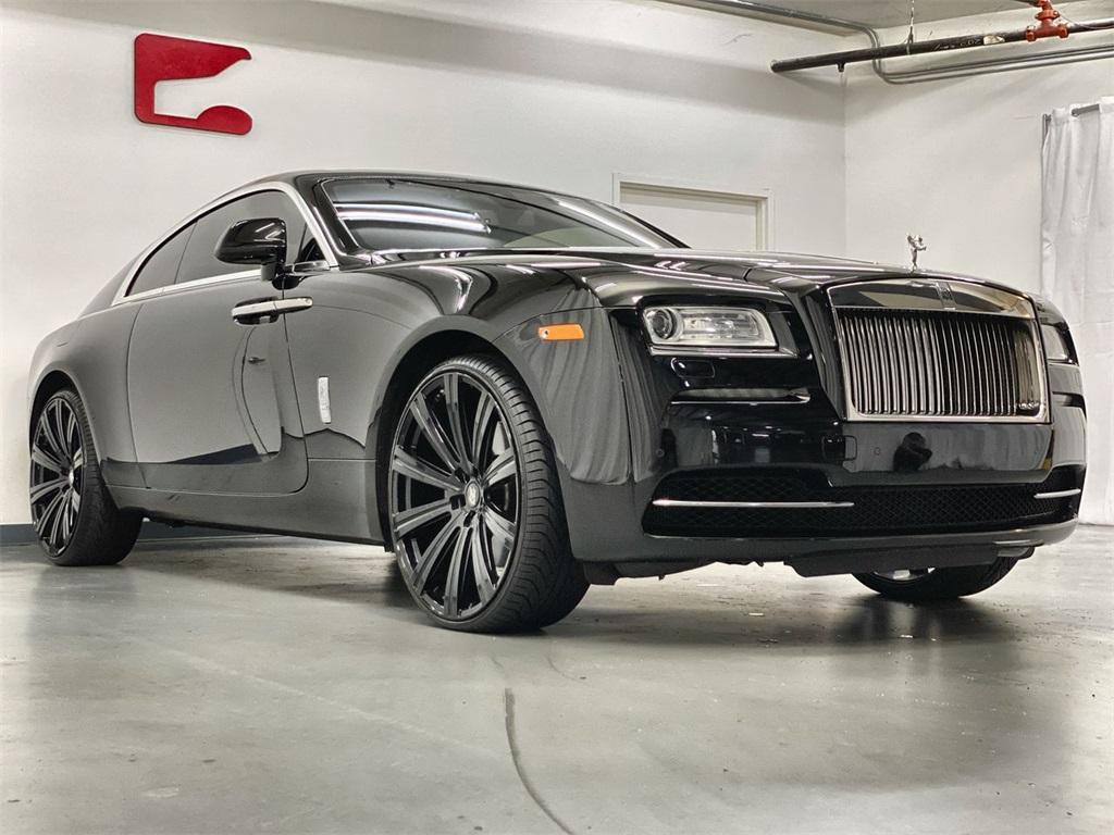 Used 2015 Rolls-Royce Wraith Base for sale $199,995 at Gravity Autos Marietta in Marietta GA 30060 2