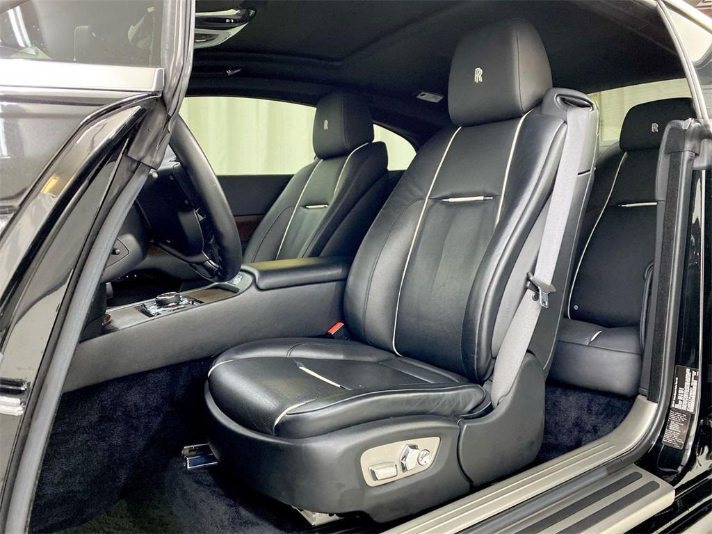 Used 2015 Rolls-Royce Wraith Base for sale $199,995 at Gravity Autos Marietta in Marietta GA 30060 22