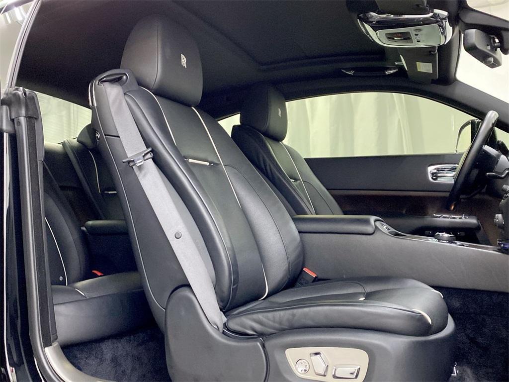 Used 2015 Rolls-Royce Wraith Base for sale $199,995 at Gravity Autos Marietta in Marietta GA 30060 24