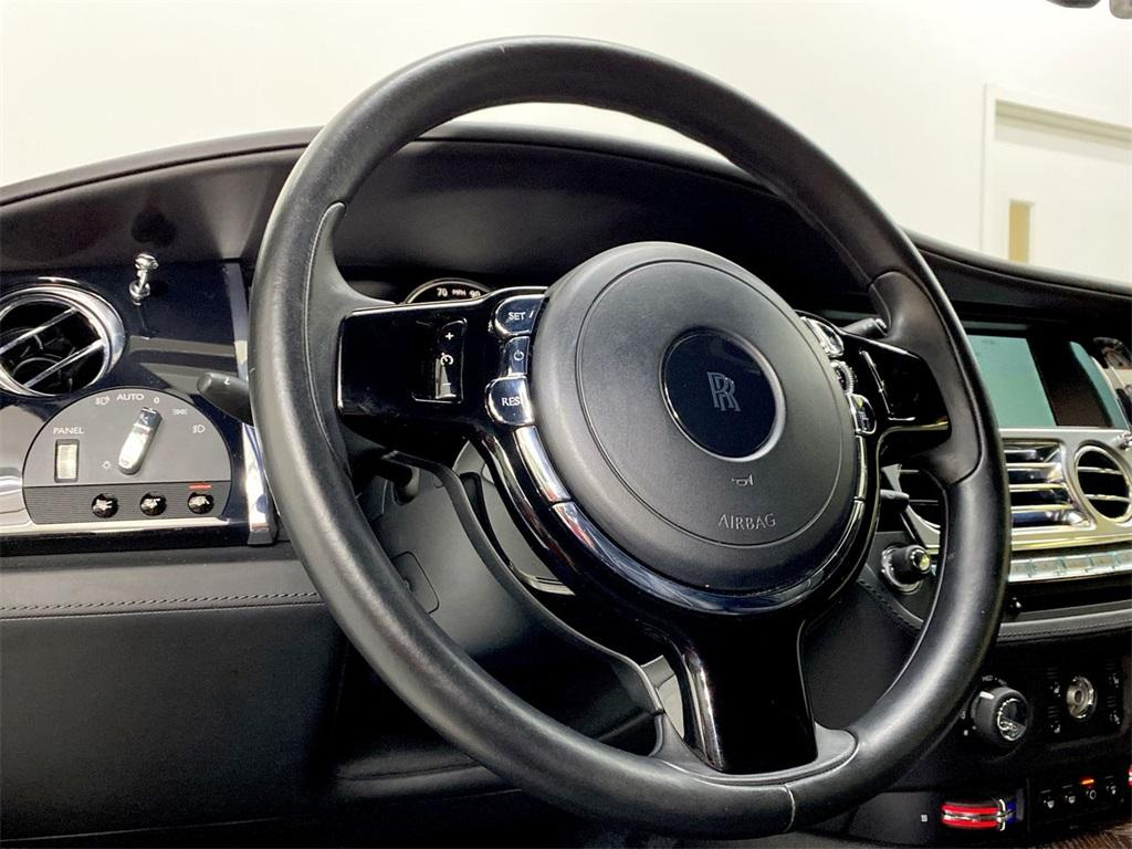 Used 2015 Rolls-Royce Wraith Base for sale $199,995 at Gravity Autos Marietta in Marietta GA 30060 28