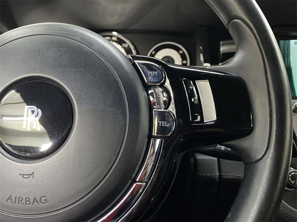 Used 2015 Rolls-Royce Wraith Base for sale $199,995 at Gravity Autos Marietta in Marietta GA 30060 30