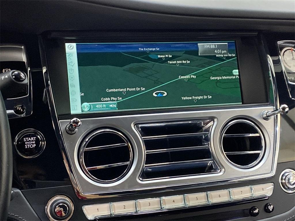 Used 2015 Rolls-Royce Wraith Base for sale $199,995 at Gravity Autos Marietta in Marietta GA 30060 38
