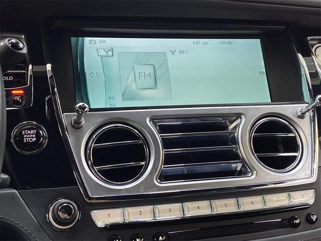 Used 2015 Rolls-Royce Wraith Base for sale $199,995 at Gravity Autos Marietta in Marietta GA 30060 41