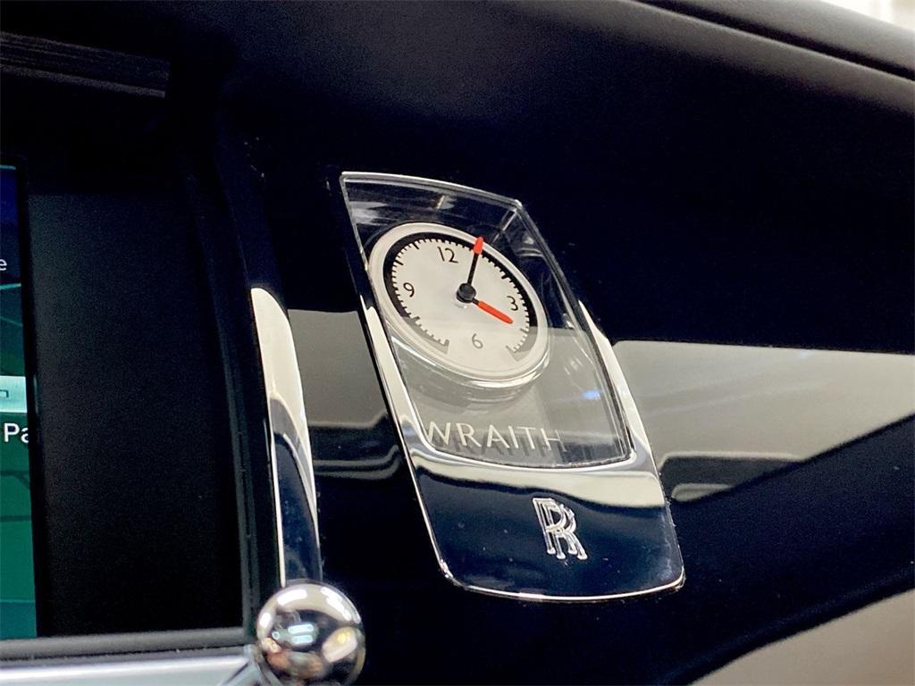 Used 2015 Rolls-Royce Wraith Base for sale $199,995 at Gravity Autos Marietta in Marietta GA 30060 51