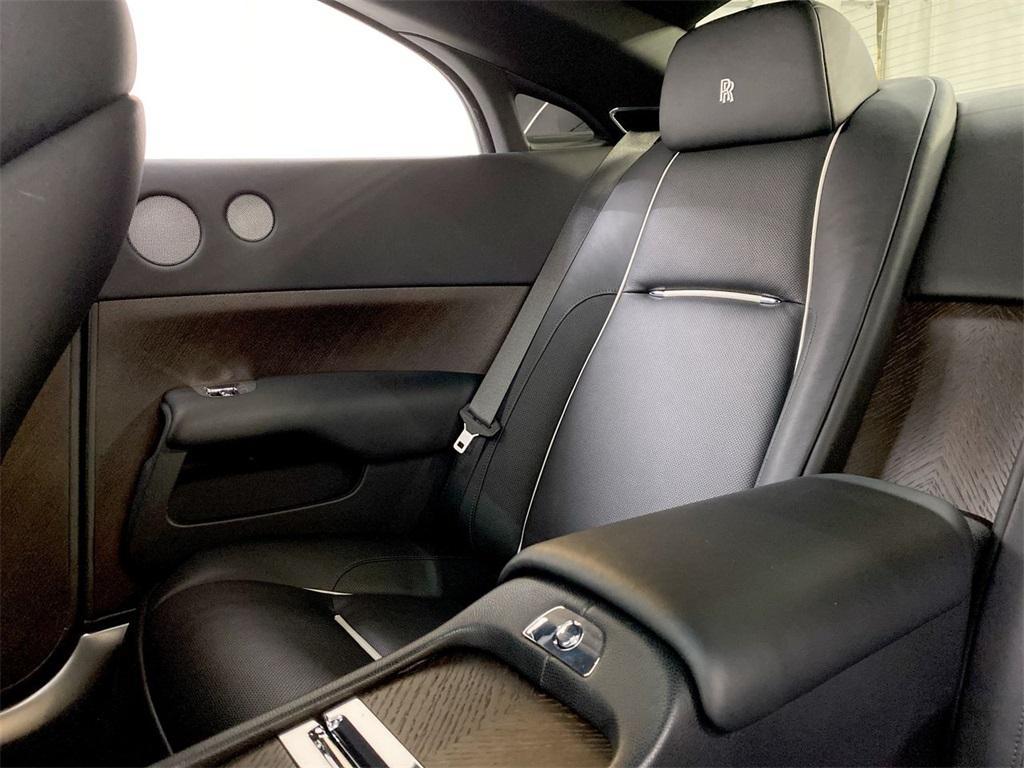 Used 2015 Rolls-Royce Wraith Base for sale $199,995 at Gravity Autos Marietta in Marietta GA 30060 57
