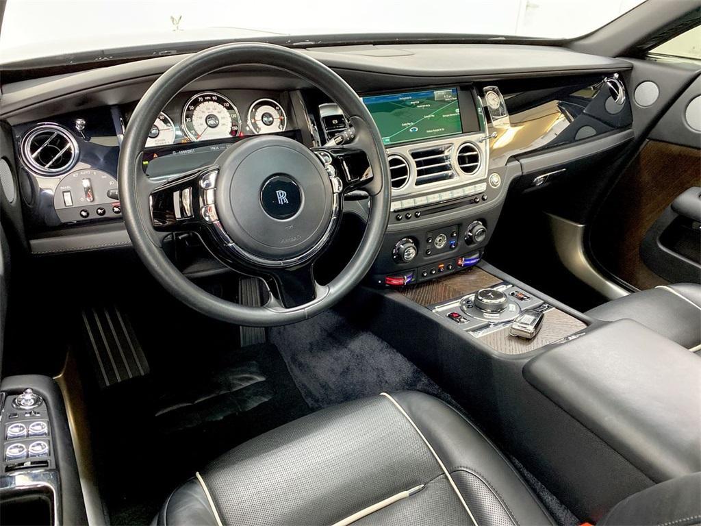 Used 2015 Rolls-Royce Wraith Base for sale $199,995 at Gravity Autos Marietta in Marietta GA 30060 62