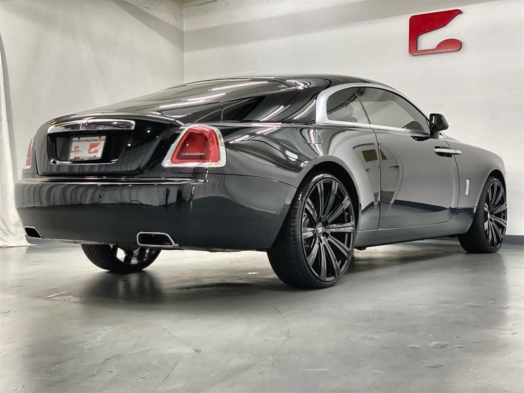 Used 2015 Rolls-Royce Wraith Base for sale $199,995 at Gravity Autos Marietta in Marietta GA 30060 7