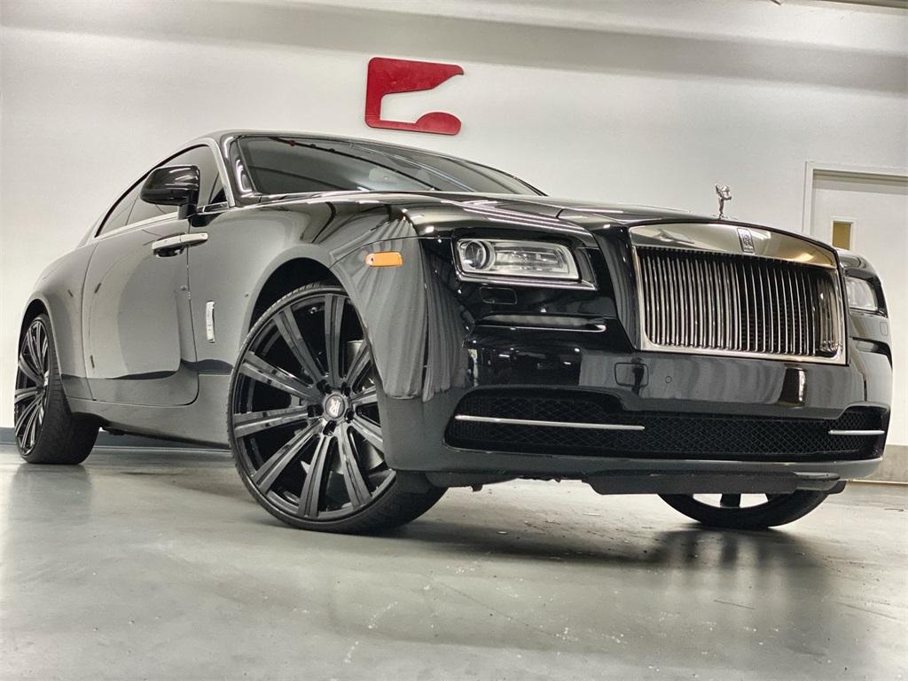 Used 2015 Rolls-Royce Wraith Base for sale $199,995 at Gravity Autos Marietta in Marietta GA 30060 1