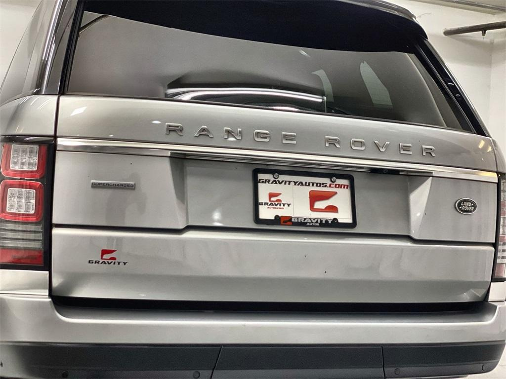 Used 2014 Land Rover Range Rover 5.0L V8 Supercharged for sale $44,998 at Gravity Autos Marietta in Marietta GA 30060 10