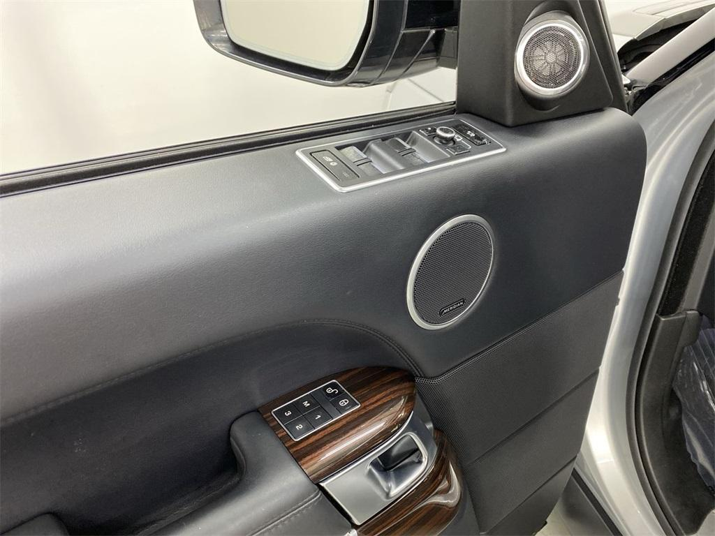 Used 2014 Land Rover Range Rover 5.0L V8 Supercharged for sale $44,998 at Gravity Autos Marietta in Marietta GA 30060 19
