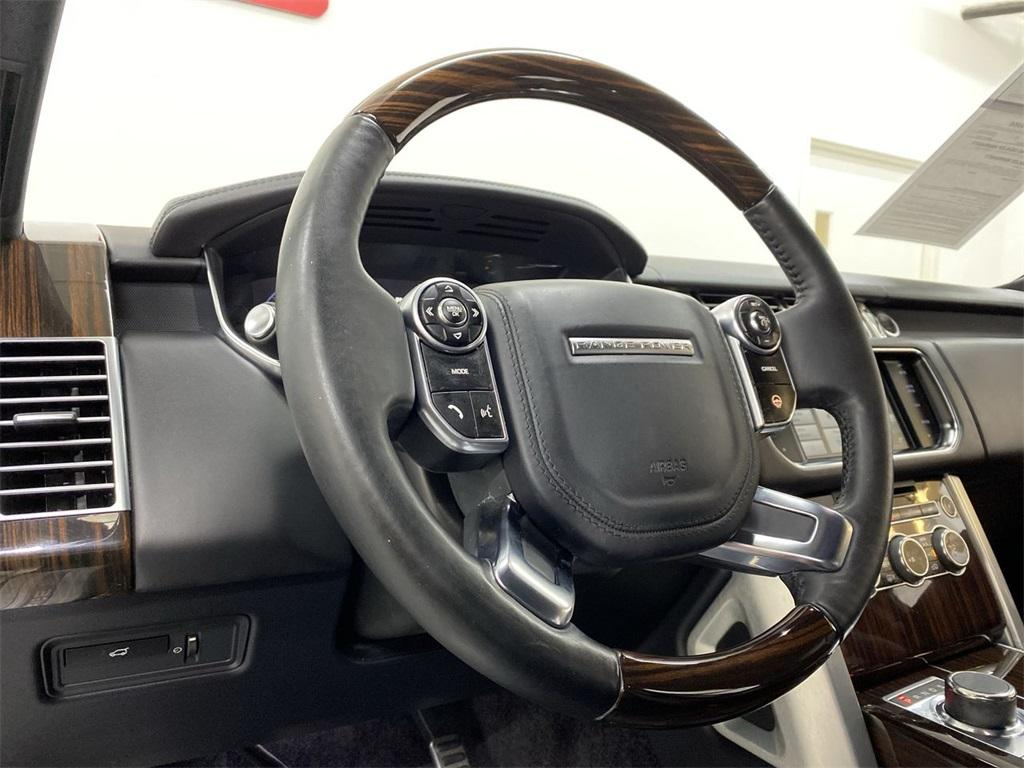 Used 2014 Land Rover Range Rover 5.0L V8 Supercharged for sale $44,998 at Gravity Autos Marietta in Marietta GA 30060 22
