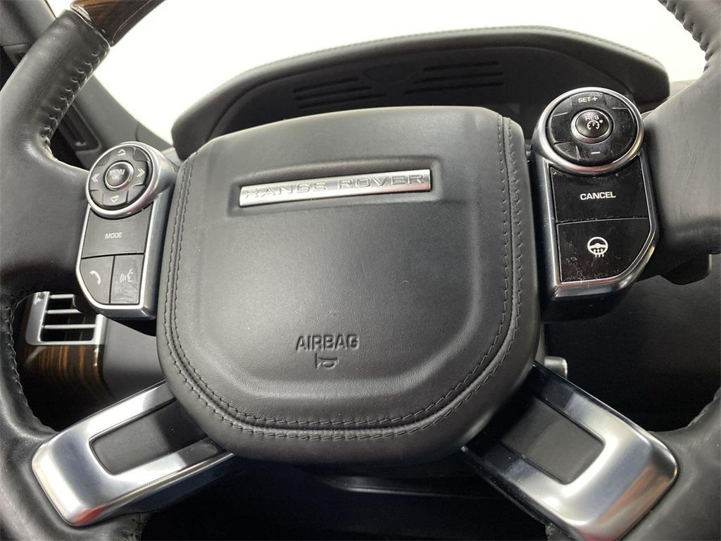 Used 2014 Land Rover Range Rover 5.0L V8 Supercharged for sale $44,998 at Gravity Autos Marietta in Marietta GA 30060 25