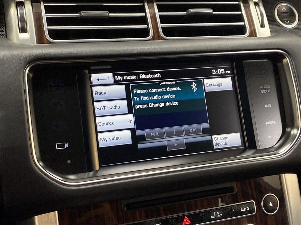 Used 2014 Land Rover Range Rover 5.0L V8 Supercharged for sale $44,998 at Gravity Autos Marietta in Marietta GA 30060 32