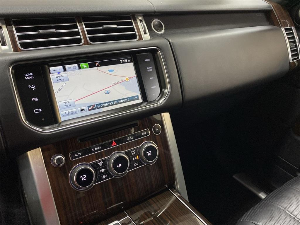 Used 2014 Land Rover Range Rover 5.0L V8 Supercharged for sale $44,998 at Gravity Autos Marietta in Marietta GA 30060 38