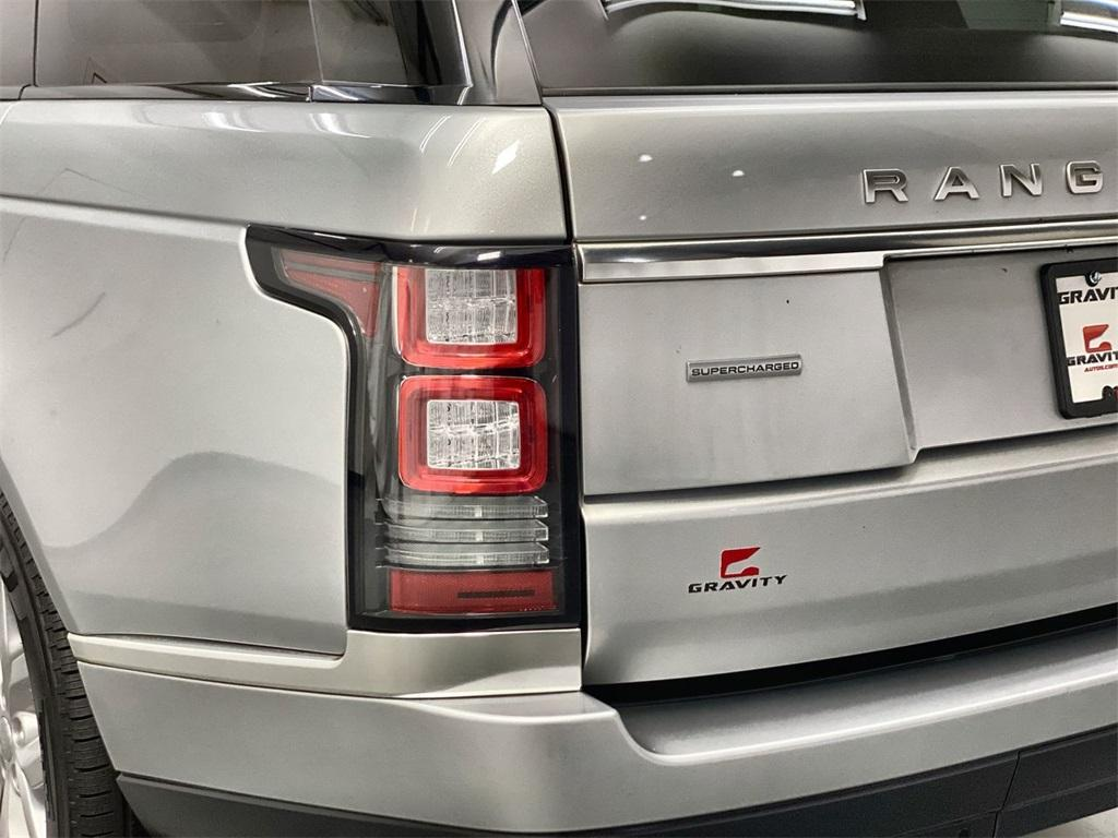 Used 2014 Land Rover Range Rover 5.0L V8 Supercharged for sale $44,998 at Gravity Autos Marietta in Marietta GA 30060 9