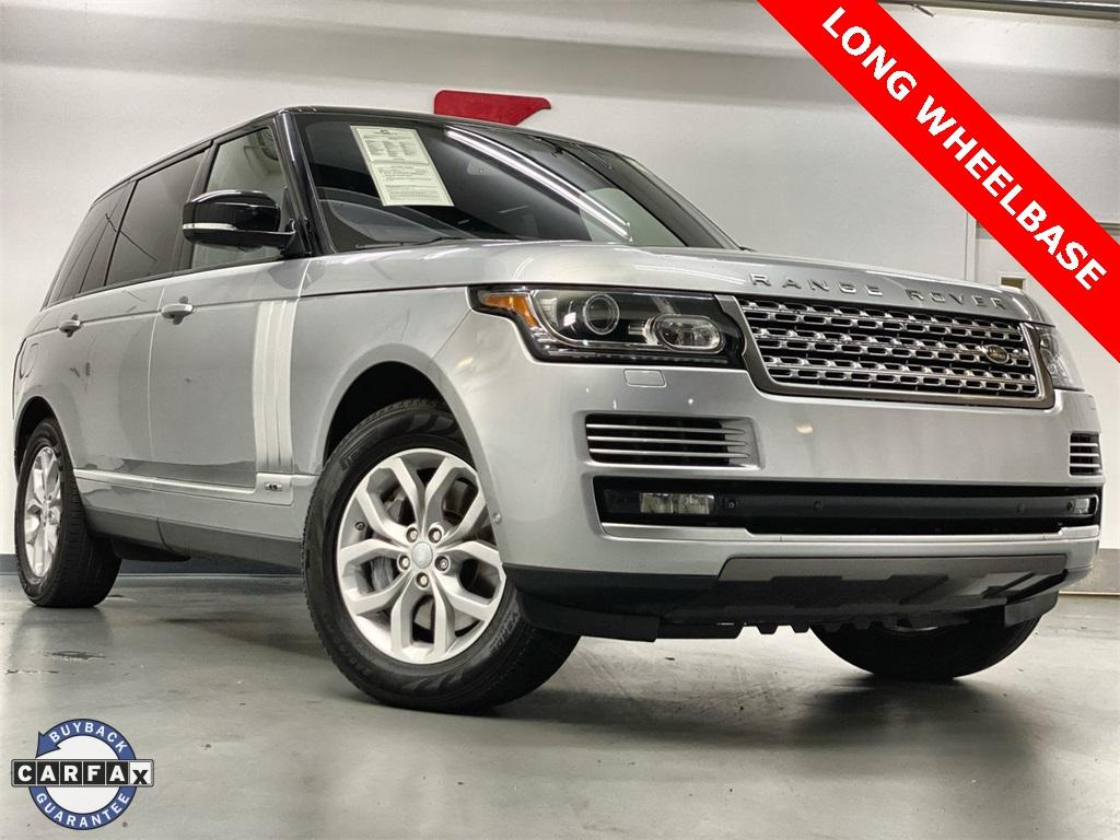 Used 2014 Land Rover Range Rover 5.0L V8 Supercharged for sale $44,998 at Gravity Autos Marietta in Marietta GA 30060 1