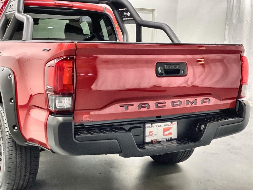 Used 2020 Toyota Tacoma SR for sale Sold at Gravity Autos Marietta in Marietta GA 30060 10