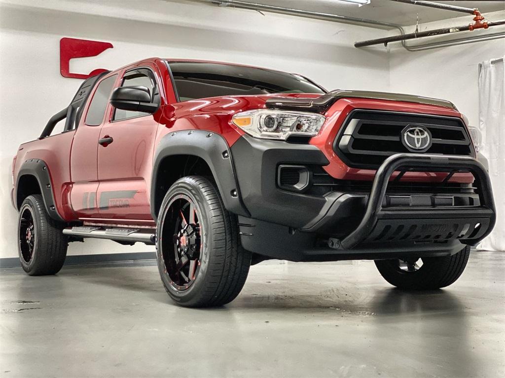 Used 2020 Toyota Tacoma SR for sale Sold at Gravity Autos Marietta in Marietta GA 30060 2