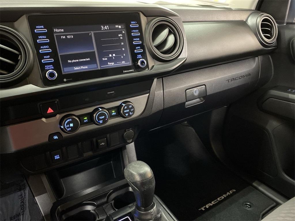 Used 2020 Toyota Tacoma SR for sale Sold at Gravity Autos Marietta in Marietta GA 30060 33
