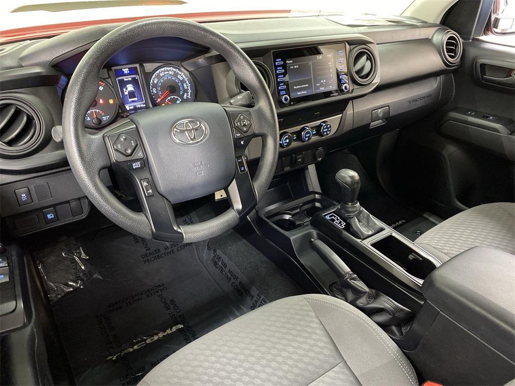 Used 2020 Toyota Tacoma SR for sale Sold at Gravity Autos Marietta in Marietta GA 30060 35