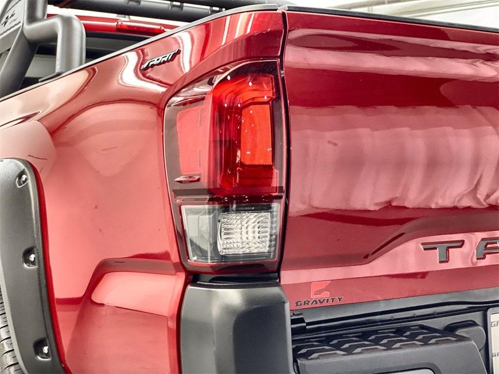 Used 2020 Toyota Tacoma SR for sale Sold at Gravity Autos Marietta in Marietta GA 30060 9