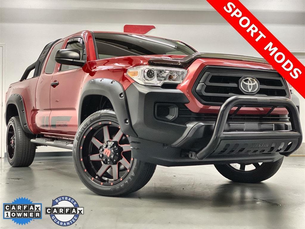 Used 2020 Toyota Tacoma SR for sale Sold at Gravity Autos Marietta in Marietta GA 30060 1